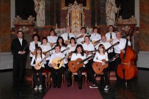 Unser Großes Orchester in der Pfarrkirche Urexweiler, 2010